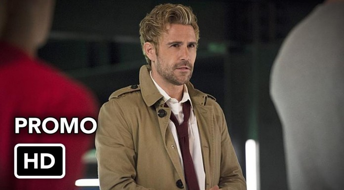 Constantine on Arrow!
