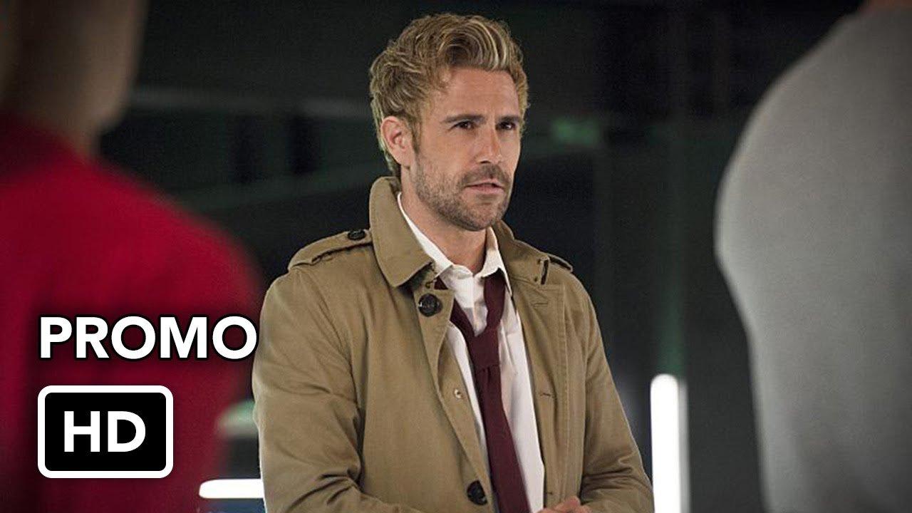 Constantine on Arrow!