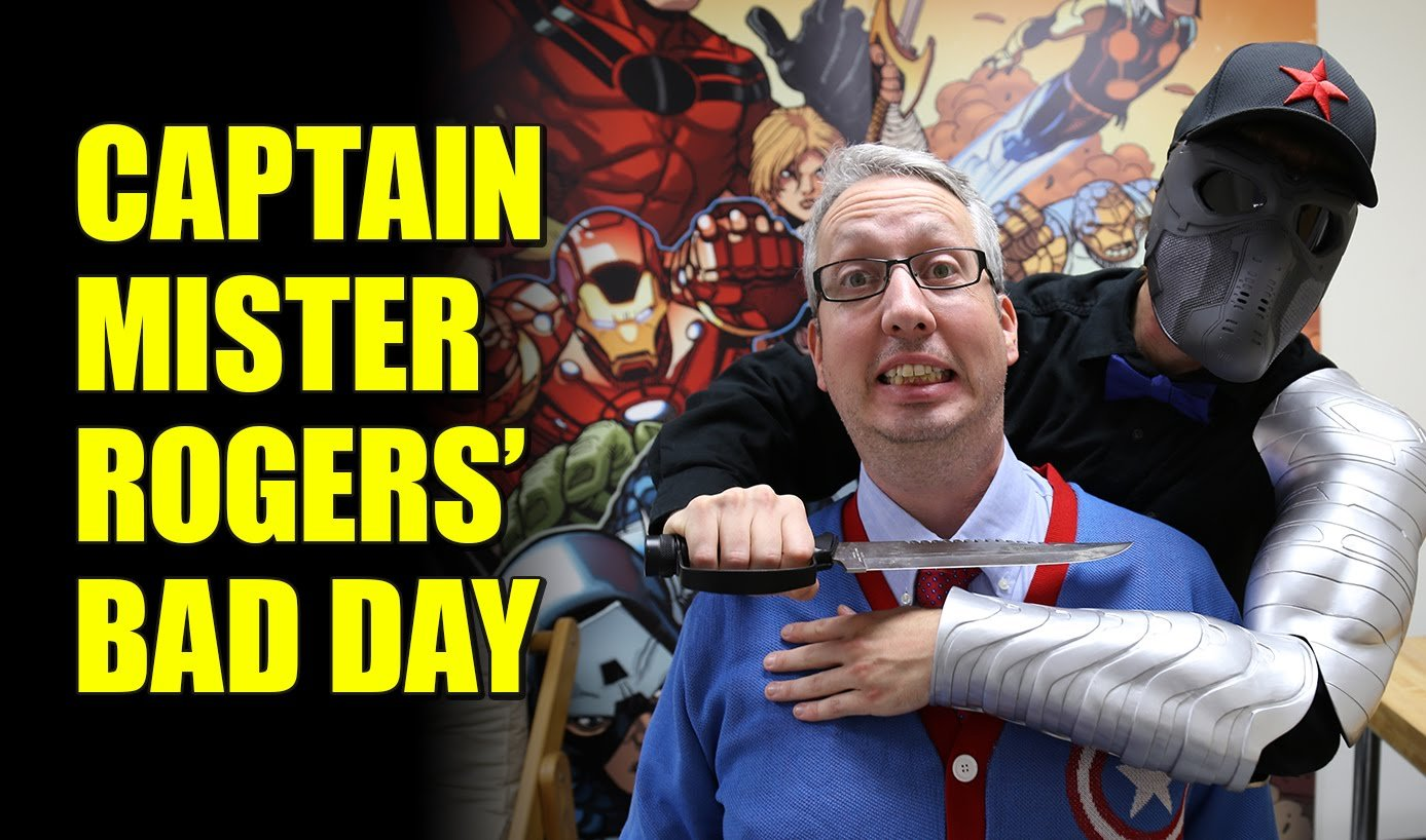 Winter Soldier Hates Mr. Rogers