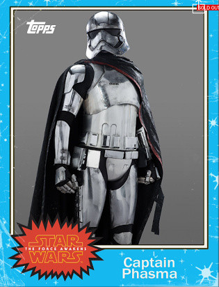 Gwendoline Christy's Captain Phasma