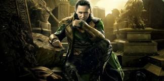 Loki Sits on the Throne