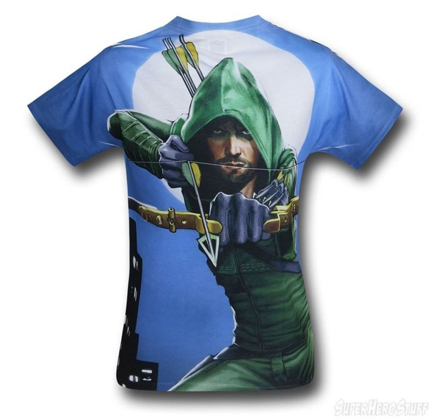 It's the Green Arrow Nightwatch Sublimated T-Shirt!