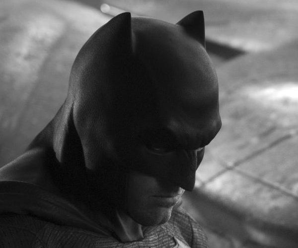 Batman Concept Art from Batman v Superman