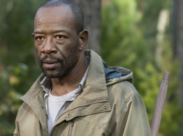 Morgan from the Walking Dead