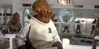 Is this the return of Admiral Ackbar?