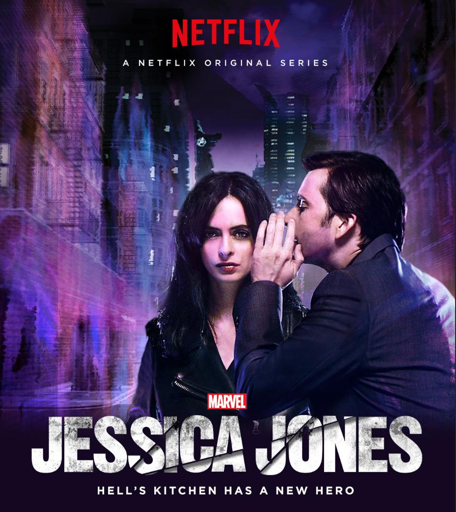 Kilgrave Poster for Jessica Jones
