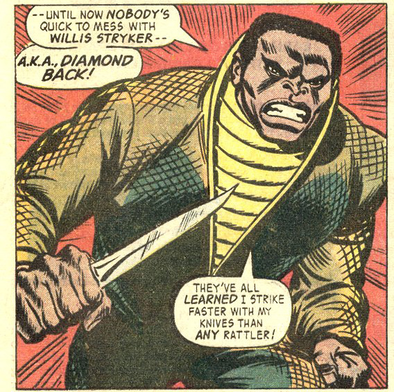 The villains of Luke Cage!