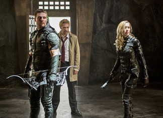 Constantine stars in Arrow Episode 5!