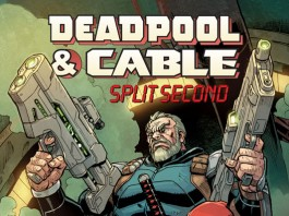 Deadpool and Cable cover