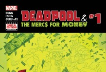 Deadpool and the Money!