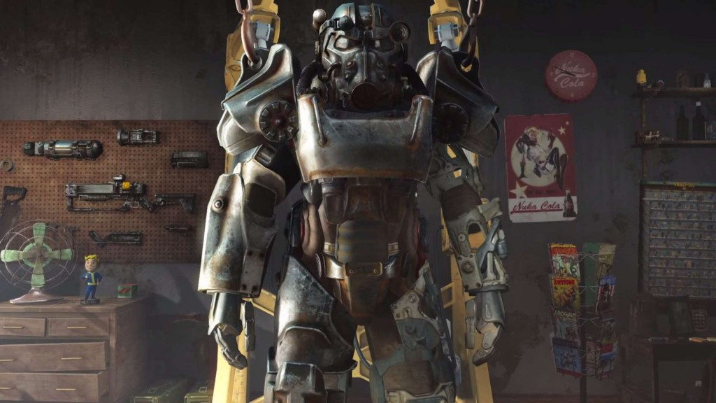 It's Fallout 4!