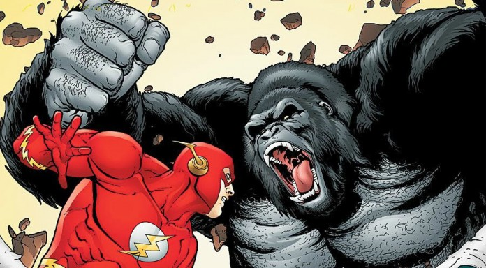 Grodd returns in Flash Season 2 Episode 7