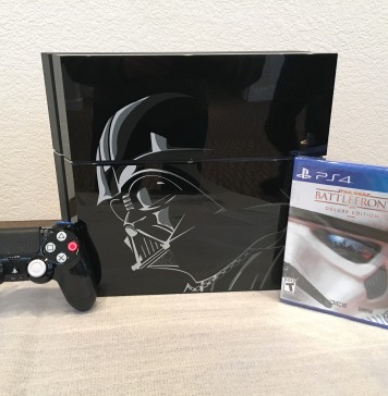 Star Wars Battlefront Deluxe Bundle!