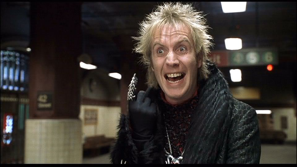The Lizard from Little Nicky