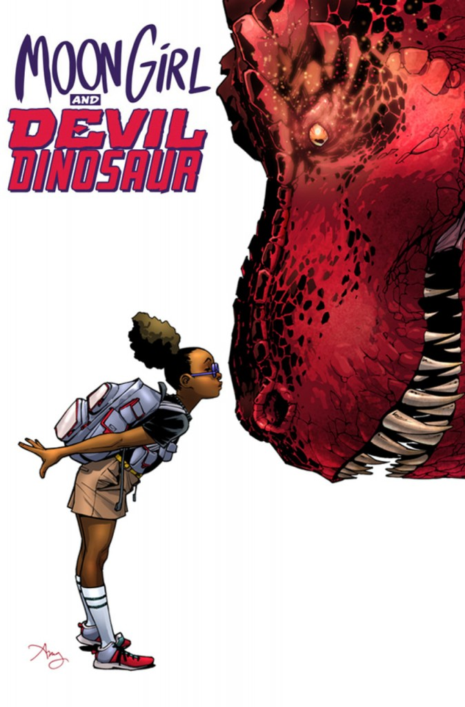 Check out our summary of Moon Girl and Devil Dinosaur #1 in our weekly comic book recap!