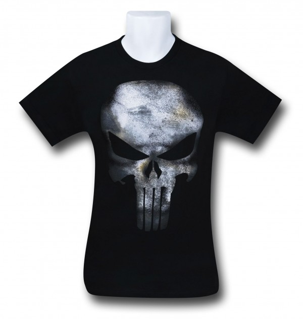 The Punisher Movie Skull T-Shirt, on sale NOW!