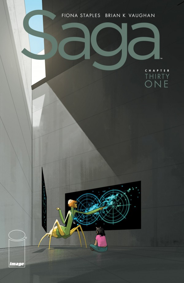 Check out our summary of Saga #31 in our weekly comic book recap!