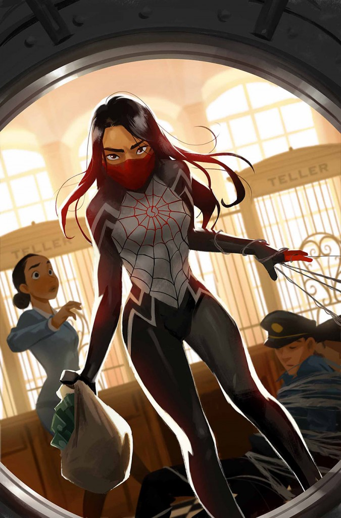 Check out our summary of Silk #1 in our weekly comic book recap!