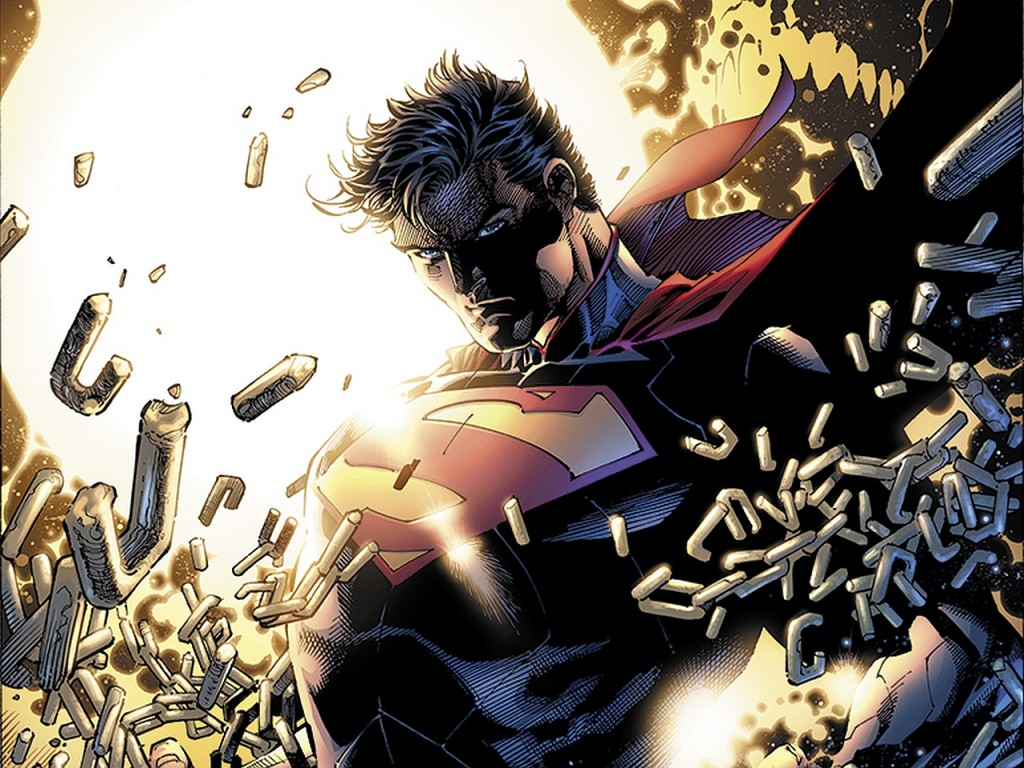 What are superheroes thankful for? Breakable chains!
