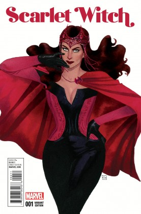 Scarlet Witch Variant