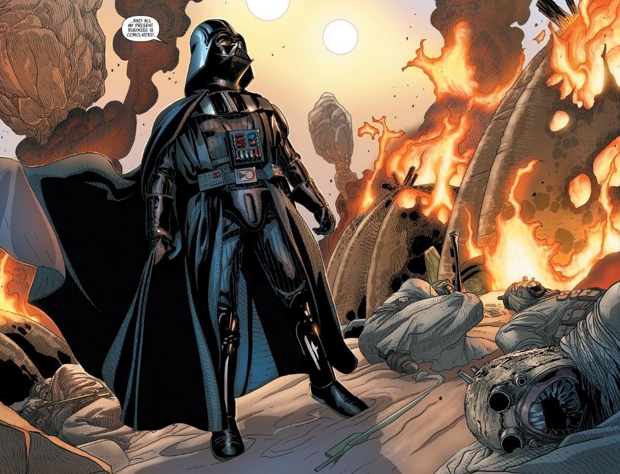 Vader #1 Review