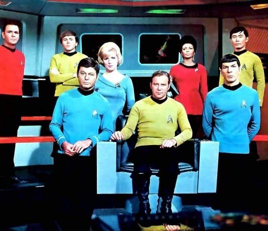 New Star Trek series debuts in 2017!