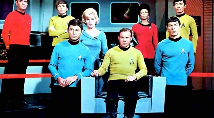 New Star Trek series debuts in 2017!