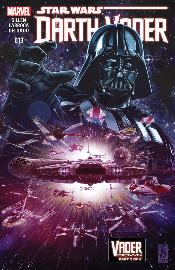 Check out our summary of Vader #13 in our weekly comic book recap!