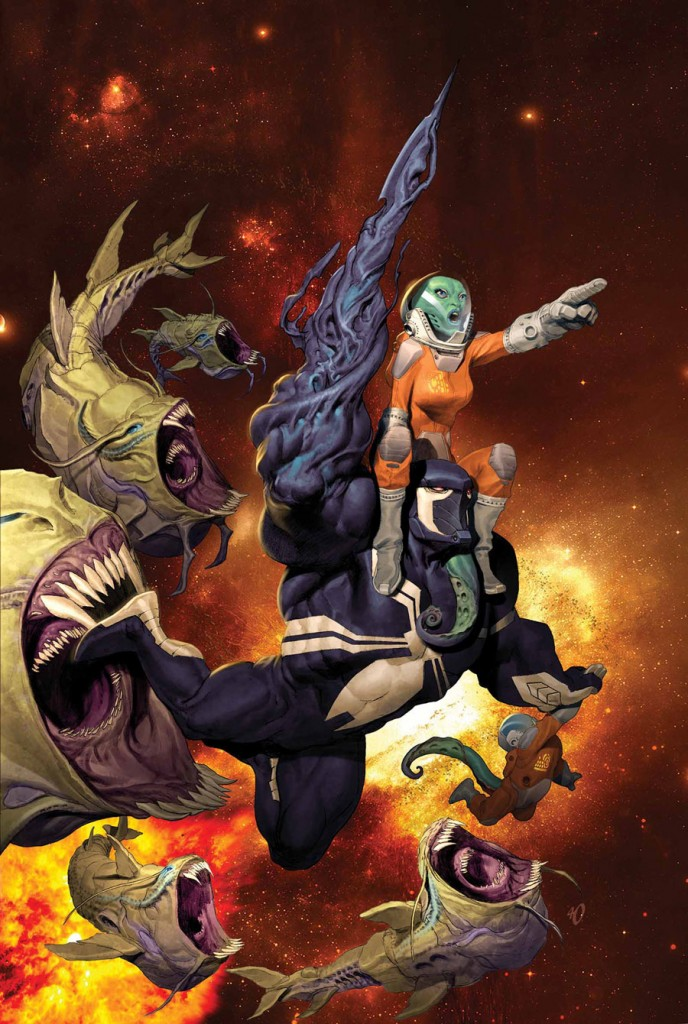Check out our summary of Venom: Space Knight #1 in our weekly comic book recap!