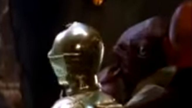 It looks like Admiral Ackbar may be making an appearance in Star Wars: The Force Awakens!
