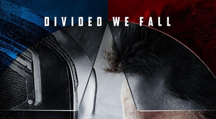Captain Americ: Civil War Poster