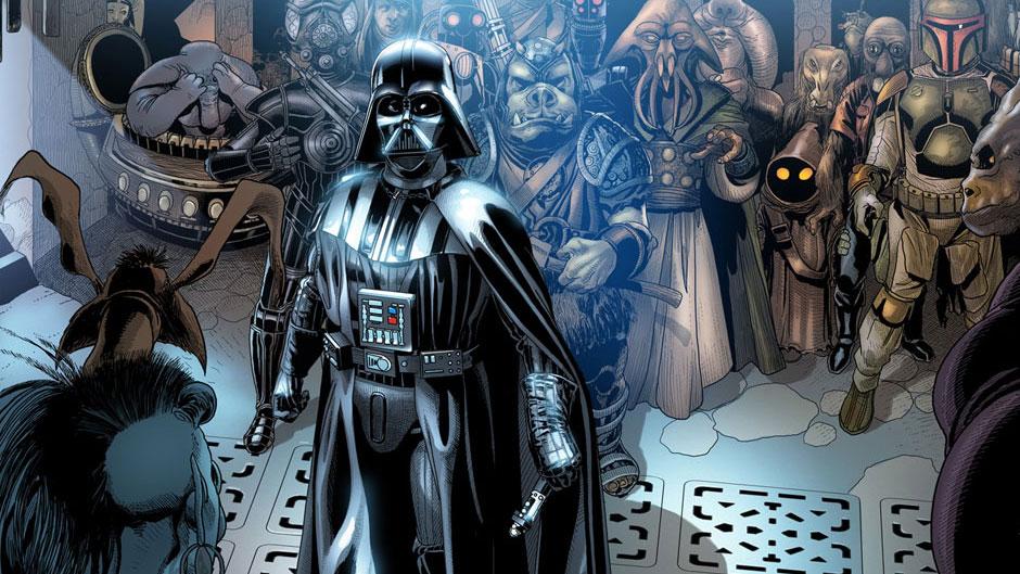 Vader #1!