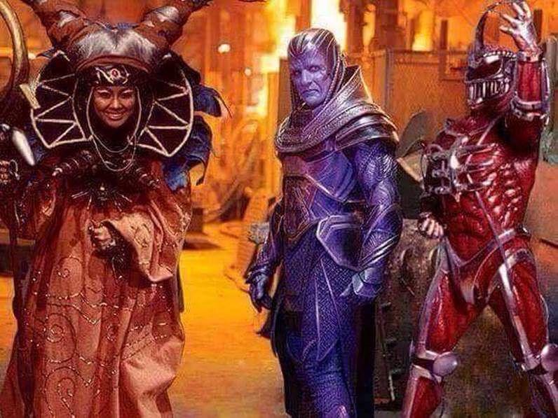Apocalypse, Lord Zed, Rita