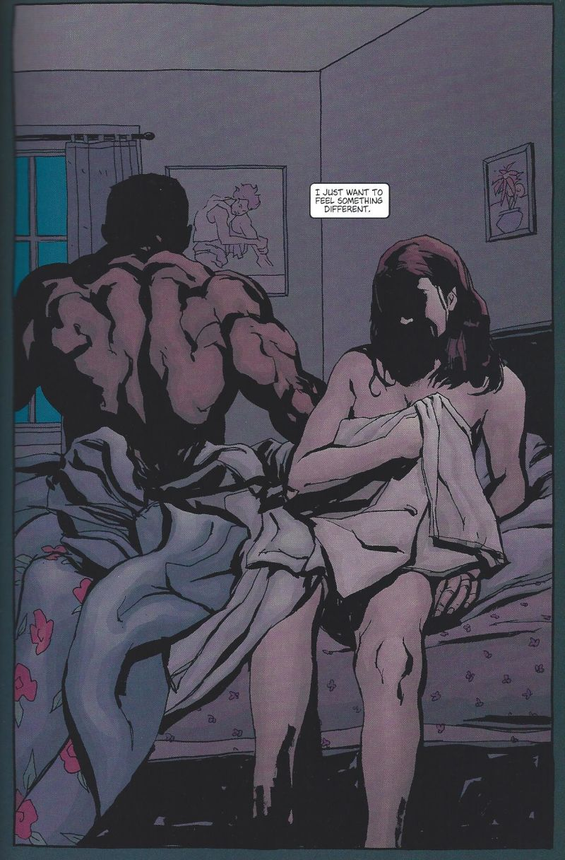 Jessica Jones and Luke Cage are friends of convenience!