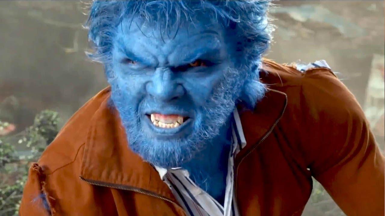X Men First Class Beast Beast: Apocalypse is a...