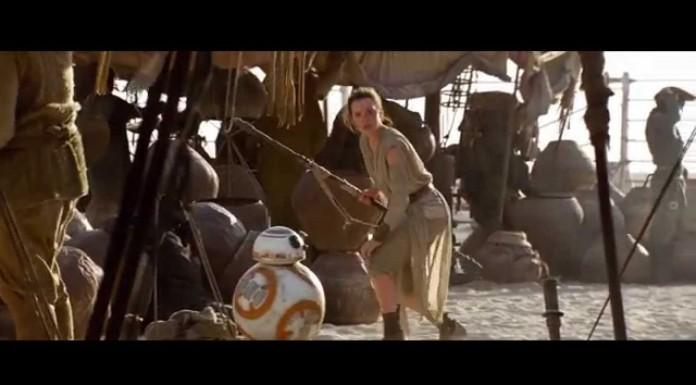 Star Wars: The Force Awakens New TV Spot!