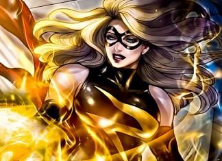 Jessica Jones...Ms. Marvel?