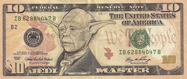 Star Wars currency