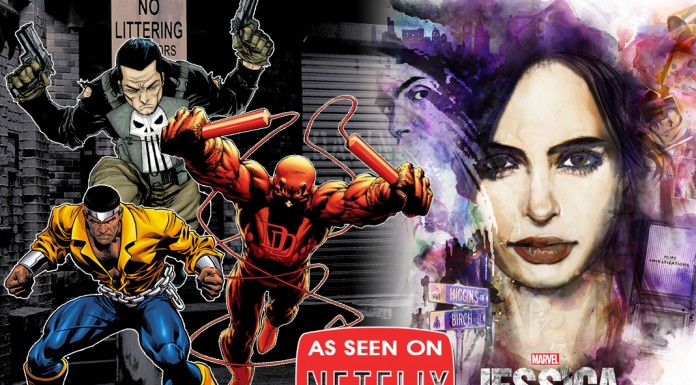Gear up for Jessica Jones