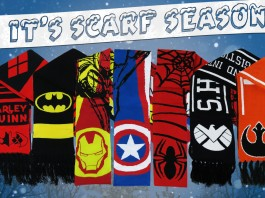 Check out our amazing selection of Winter Scarves!