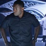 Hank Henshaw giving orders in Supergirl Episode 5!