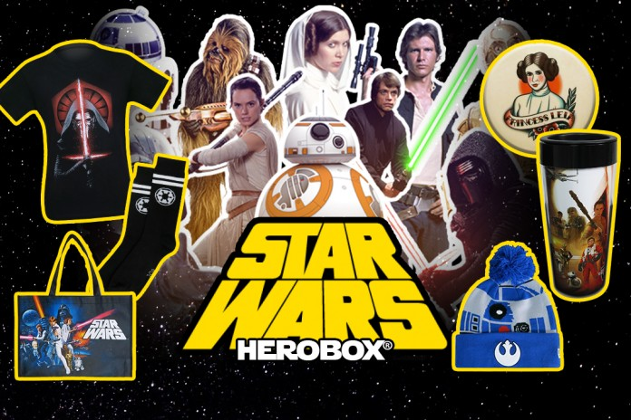Star Wars Saga HeroBox!