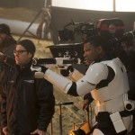 John Boyega from Star Wars: The Force Awakens