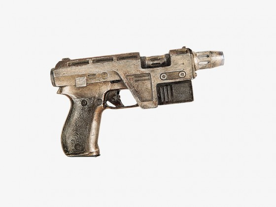 Eirriss Ryloth Defense Tech Glie-44 blaster pistol