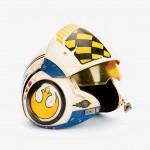 X-wing starfighter pilot helmet