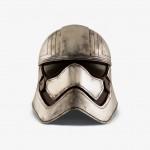 Captain Phasma's helmet