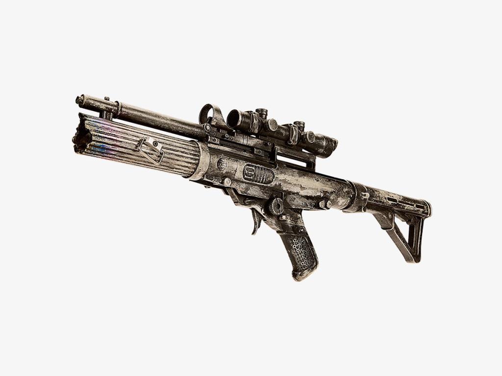 Sonn-Blas F-11D blaster rifle