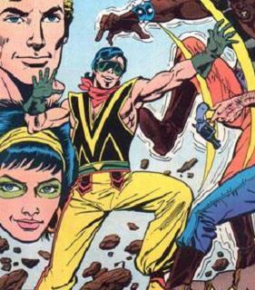 Vibe makes his debut in Dc Comics