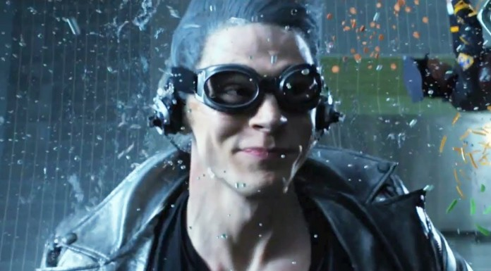 Evan Peters' Quicksilver