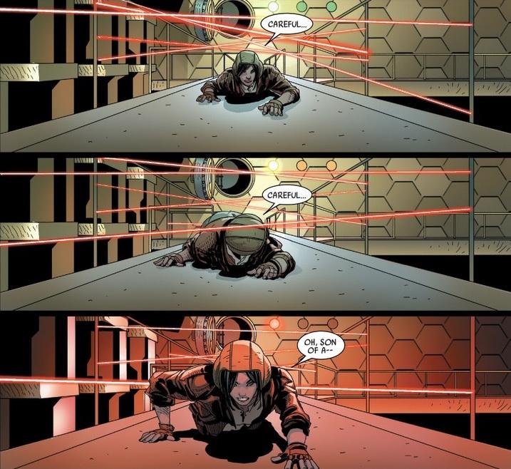 Vader Issue #3!
